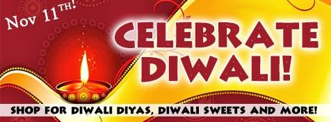 Celebrate Diwali 2015 at iShopIndian.com!