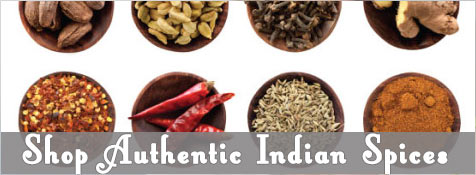 Buy Indian Spices at iShopIndian.com!