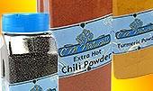 Spices - Om Naturals Bottled Spices