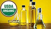 Organic Ghee & Cooking Oils