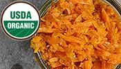 Organic Pickles, Condiments & Jams