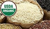 Organic Rices & Grains