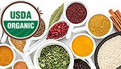 Organic Spices & Spice Blends