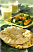 Crispy Tandoori Naan - Regular at iShopIndian.com