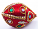 Pooja Coconut - Decorated (Various Designs) - Side