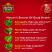 Brooke Bond Red Label Natural Care Tea - 500 gms - Back