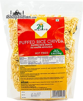 24 Mantra Puffed Rice Chivda