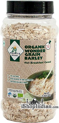 24 Mantra Organic Wonder Grain Barley - Hot Breakfast Cereal