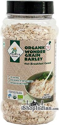 24 Mantra Organic Wonder Grain Barley - Hot Breakfast Cereal