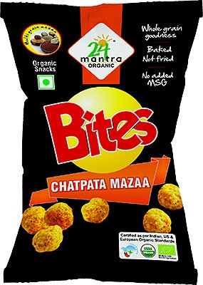 24 Mantra Organic Bites - Chatpata Mazaa