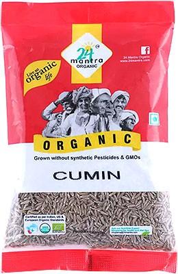 24 Mantra Organic Cumin Seeds