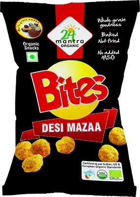 24 Mantra Organic Bites - Desi Mazaa