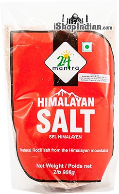 24 Mantra Himalayan Salt Powder