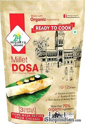 24 Mantra Organic Millet Dosa Mix