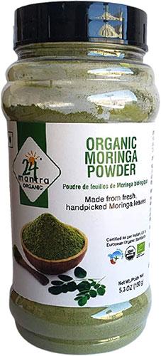 24 Mantra Organic Moringa Powder
