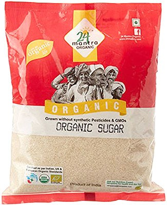 24 Mantra Organic Indian Sugar