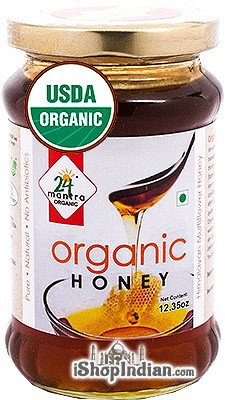 24 Mantra Organic Honey