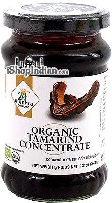 24 Mantra Organic Tamarind Concentrate