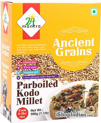 24 Mantra Ancient Grains Hulled Kodo Millet
