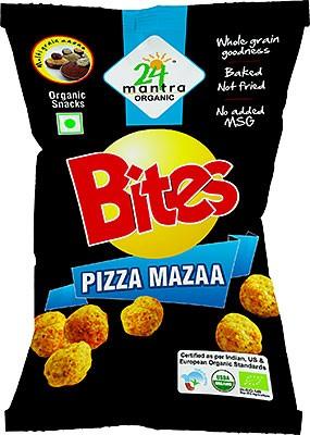 24 Mantra Organic Bites - Pizza Mazaa