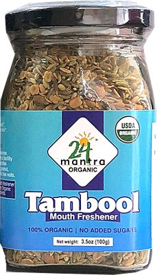 24 Mantra Organic Tambool - Mouth Freshener