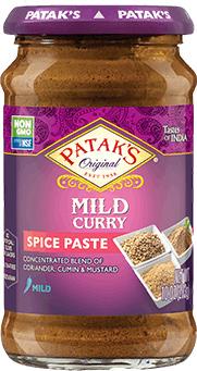Patak's Curry Paste (Mild)