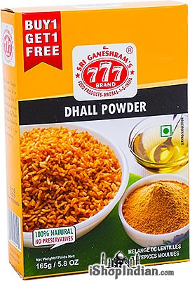 777 Dhall Powder - BUY 1 GET 1 FREE!