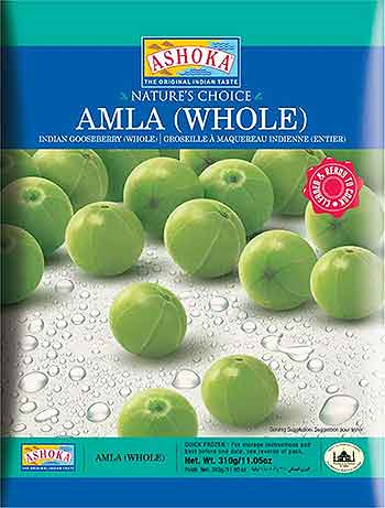 Deep Amla (WHOLE) (FROZEN)