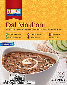 Ashoka Dal Makhani (Ready-to-Eat) - BUY 1 GET 1 FREE!