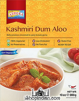 Ashoka Kashmir Dum Aloo (Ready-to-Eat) - BUY 1 GET 1 FREE!