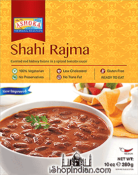 Ashoka Shahi Rajma (Ready-to-Eat) - BUY 1 GET 1 FREE!