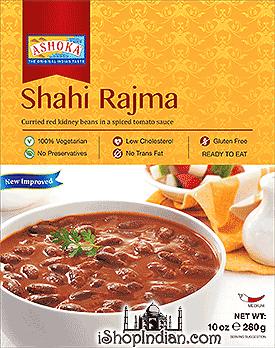 Ashoka Shahi Rajma (Ready-to-Eat) - BUY 1 GET 1 FREE!