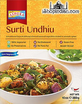 Ashoka Surti Undhiu (Ready-to-Eat) - BUY 1 GET 1 FREE!
