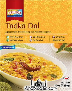 Ashoka Tadka Dal (Ready-to-Eat) - BUY 1 GET 1 FREE!