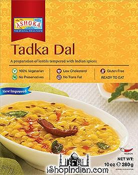 Ashoka Tadka Dal (Ready-to-Eat) - BUY 1 GET 1 FREE!