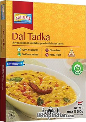 Ashoka Dal Tadka - Vegan (Ready-to-Eat) - BUY 1 GET 1 FREE!