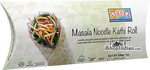Ashoka Masala Noodle Kathi Roll (FROZEN)