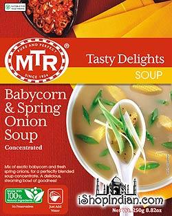 MTR Babycorn & Spring Onion Soup