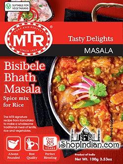 MTR Bisibelebath Masala Mix