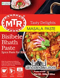 MTR Bisibelebhath Paste