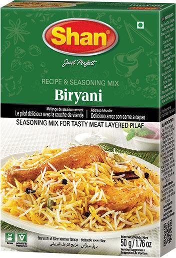 Shan Biryani Masala Mix