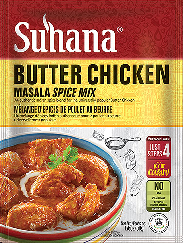 Suhana Butter Chicken Mix