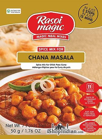 Rasoi Magic Chana Masala Mix