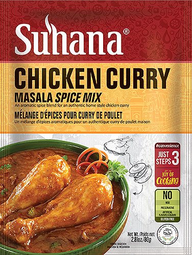 Suhana Chicken Curry Mix