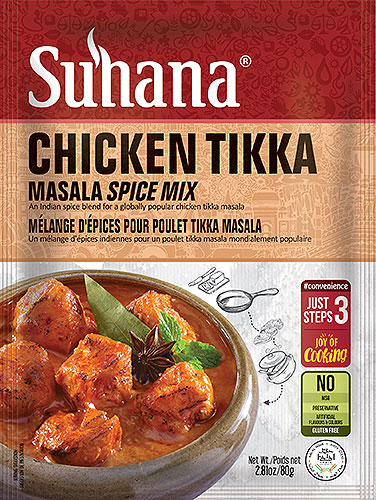 Suhana Chicken Tikka Masala Mix