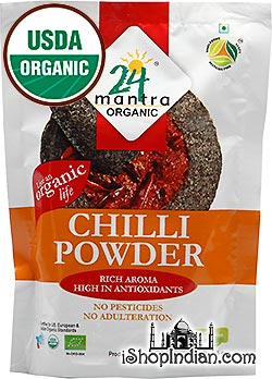 24 Mantra Organic Chili Powder