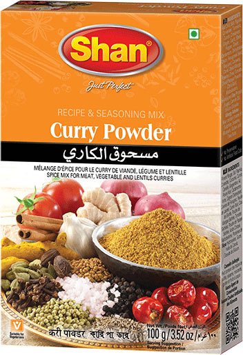 Shan Curry Powder Spice Mix