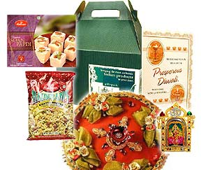 Diwali Blessings Gift Pack