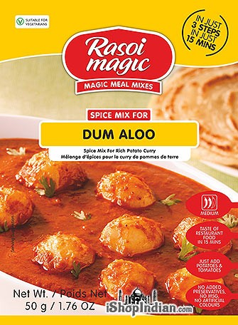 Rasoi Magic Dum Aloo Mix