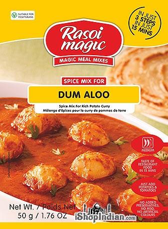 Rasoi Magic Dum Aloo Mix